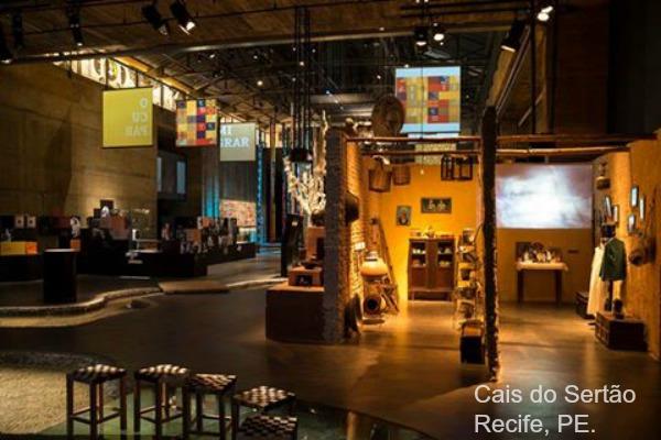 16ª Semana Nacional de Museus no Cais do Sertão
