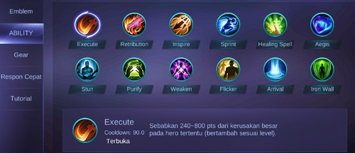Tips Bermain Mobile Legend