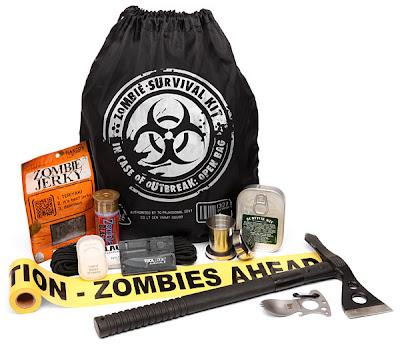 Survival Kit in caso di Zombie Outbreak!