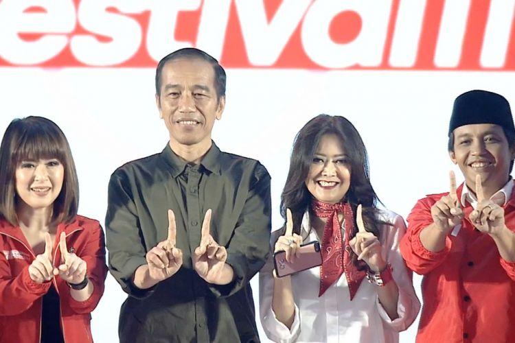 PSI bersama Jokowi