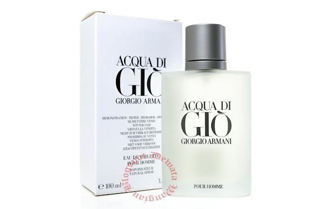 Giorgio Armani Acqua Di Gio Tester Perfume