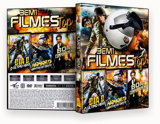 FILMES TOP 3.EM.1 VOL.1 – ISO – CAPA DVD