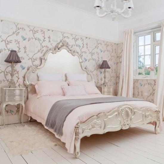 15 dormitorios al estilo vintage for Cuartos para ninas vintage