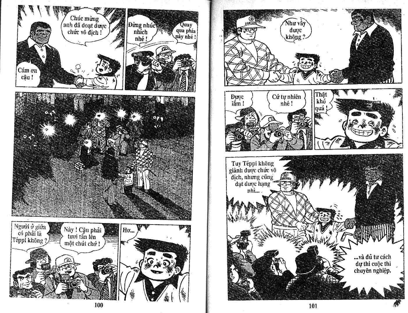 Ashita Tenki ni Naare chapter 20 trang 49