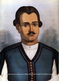 28 Νοεμβρίου 1852, πεθαίνει ο Εμμανουήλ Ξάνθος