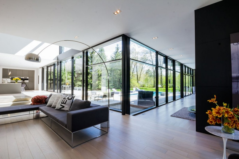 2 Storey Modern Home In Ontario Canada Most Beautiful