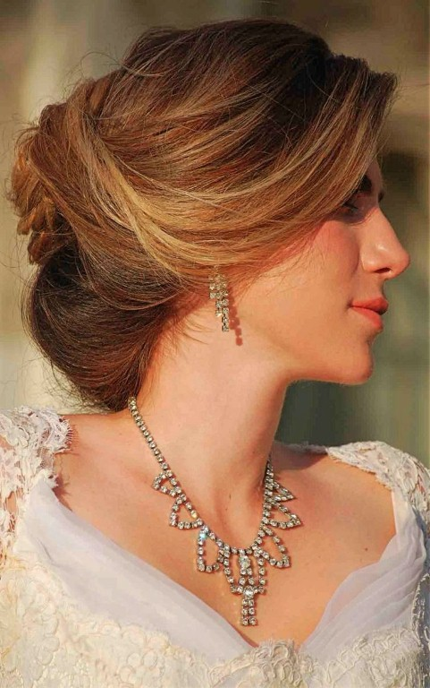 hairstyles for mother of brides long hair braid 20152016