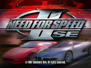 Need For Speed II Special Edition PC Game