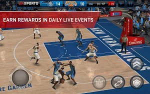NBA LIVE Mobile APK Android Terbaru