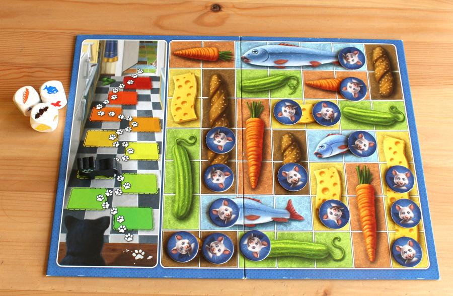 MMM !  jeu coopératif - Matagot Kids