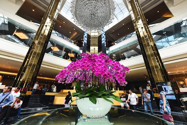 Grand Millennium Hotel Kuala Lumpur Lobby