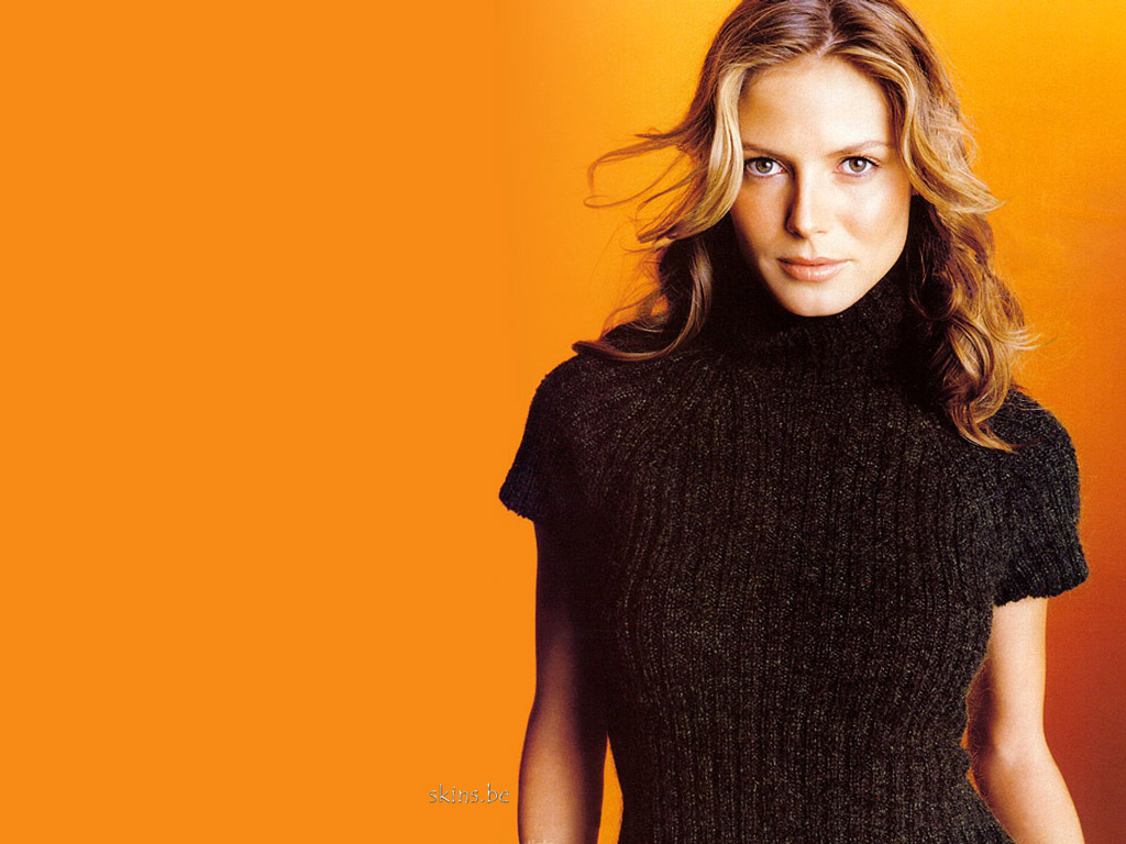 Heidi Klum: Celebrity Modeling: Heidi Klum Best HD Wallpapers Album