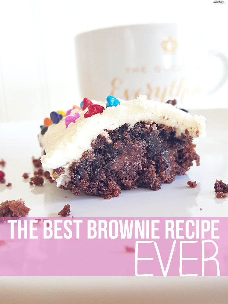 Make everyday awesome AND score a delicious, decadent, moist gluten free brownie recipe while you're at it!
