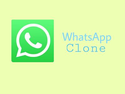 Lalu bagaimana cara install 2 whatsapp?