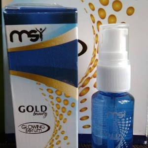 Herbal glowing serum msi