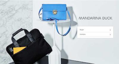 bolsos baratos de la marca Mandarina Duck
