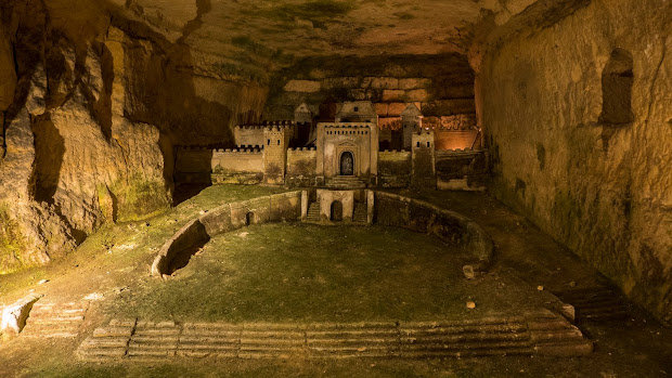 Backpacker' Life Catacombs Of Paris