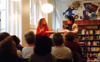 Forfatterforedrag hos forlaget Cappelen Damm!