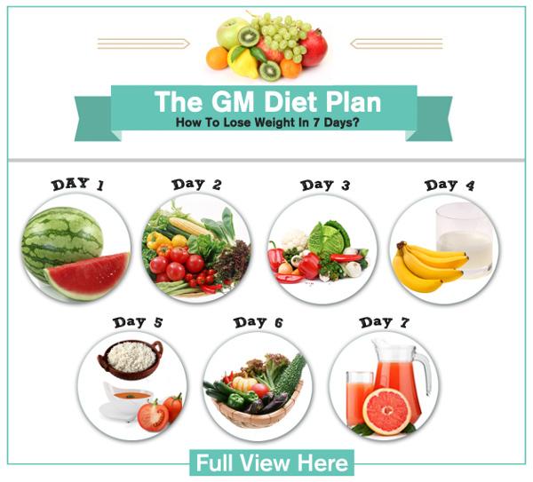 Talking With Beki: Pengalaman Diet GM Plan cara turun 5 kg ...