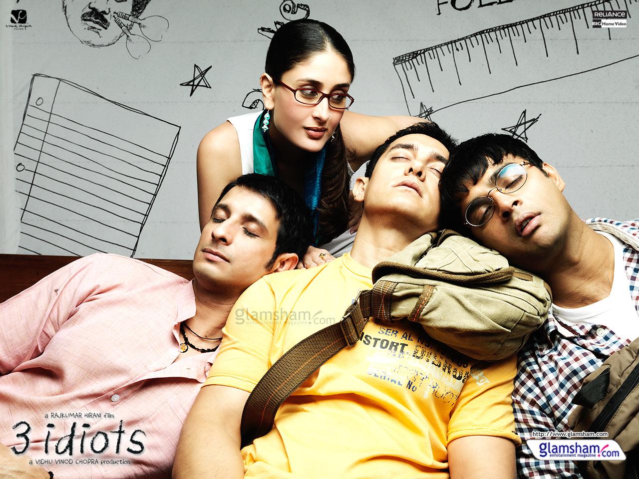 3 Idiots Full Movie Hd