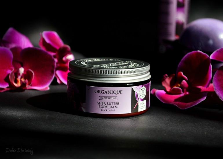 Rytuał Czarna Orchidea Organique - Balsam z masłem Shea