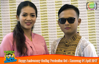 Miss Ika Suci ( Founder GADING PRODUCTION - Karawang )