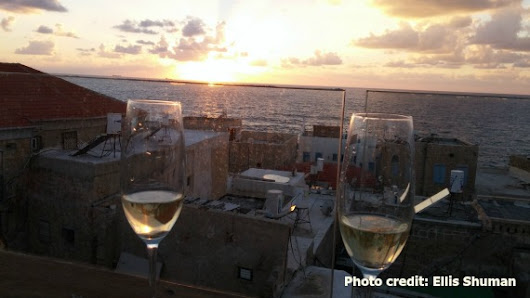 Romantic Weekend in Israel's other Walled Old City