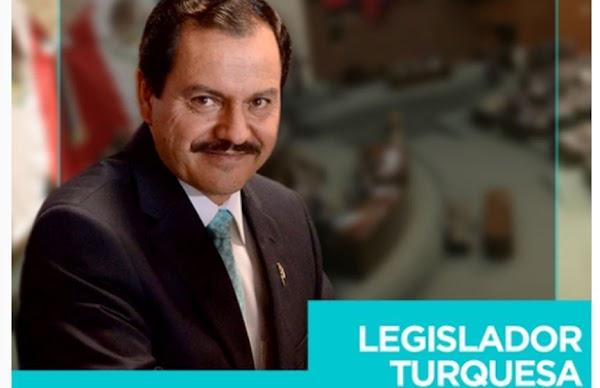 Diputado pide renovación de cédula profesional… y solo cursó bachillerato
