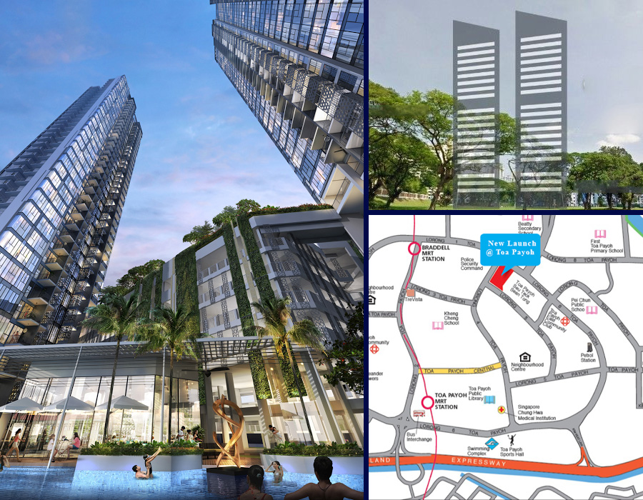 Gem Resort Residences Location