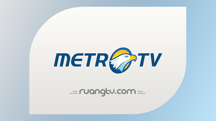 TV Online MetroTV Nonton Program News & Entertainment Live Steaming HD
