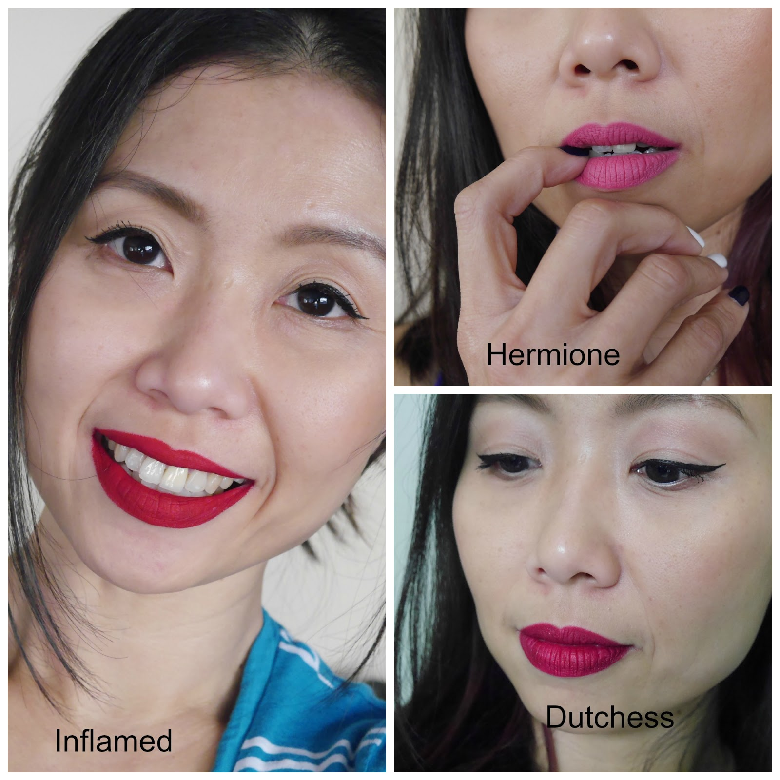 LASplash Cosmetics Smitten Liptint Mousse