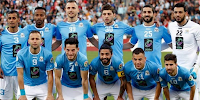 النسر الازرق الفيصلي بطولة العرب 2017