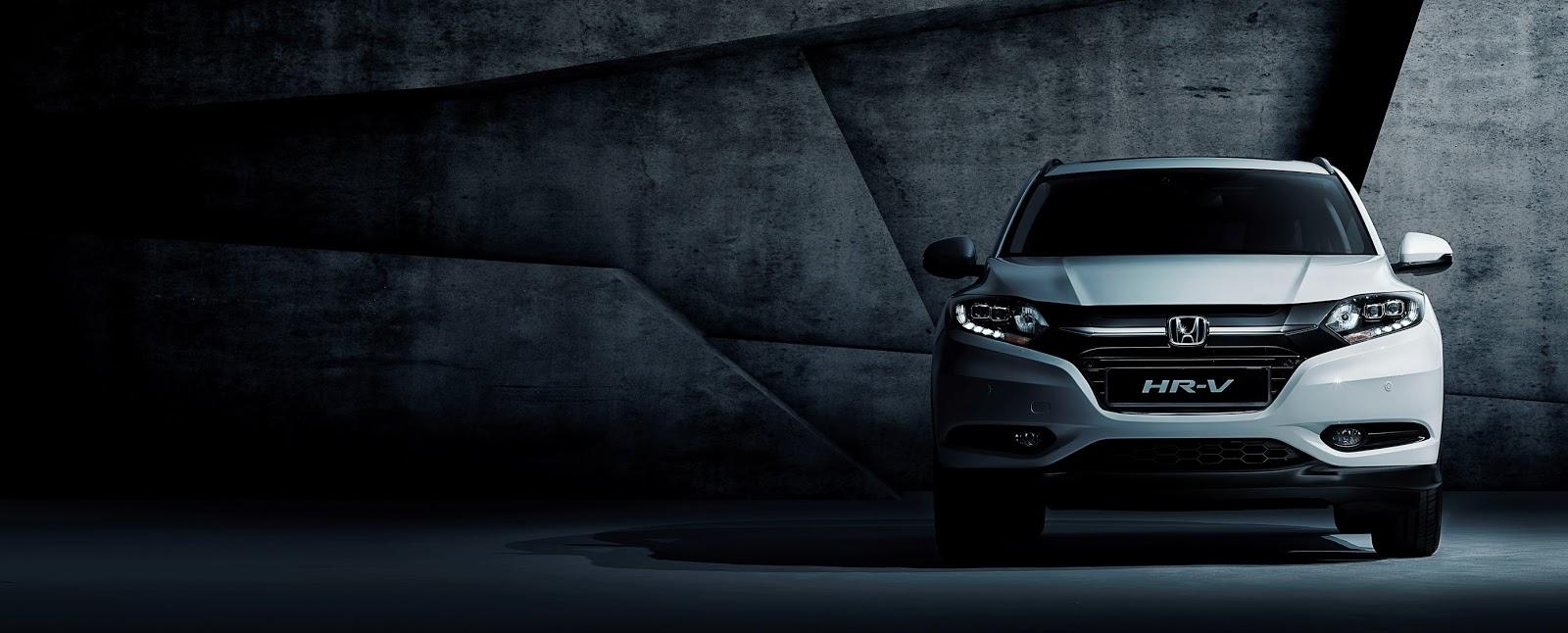 54596 All new HR V Όλες οι λεπτομέρειες για το νέο Honda HR-V Honda, Honda HR-V, HR-V, SUV