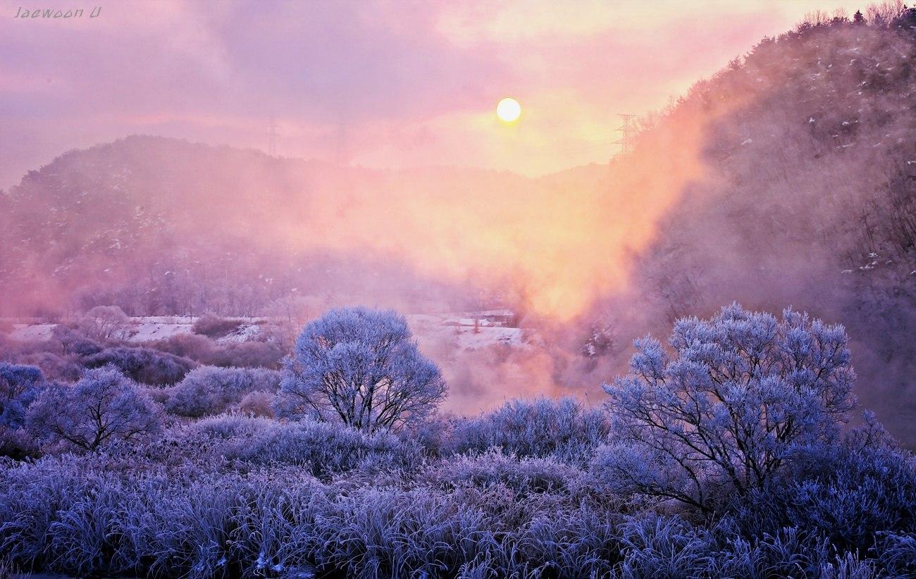 Stunning Scenery From The Photographer Jaewoon U My