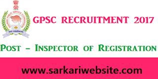 Inspector of Registration