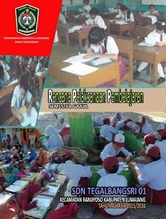RPP Kurikulum 2013 SD Revisi 2017