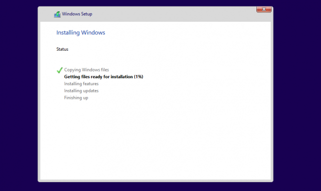 Cara Install Windows 10 Lengkap Dengan Gambar