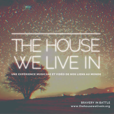 """The House We Live In"", futur album de Bravery In Battle, présente Vandana Shiva dans le titre ""Commons""."