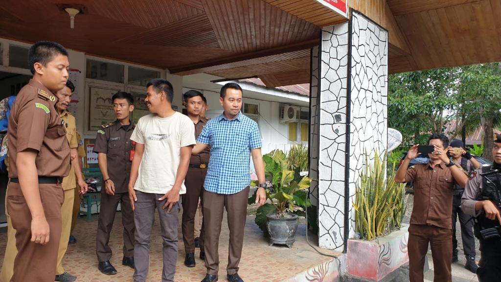 Jaksa Eksekusi Kades Sengeng Palie, Ini Sebabnya