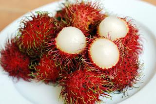 Banyaknya manfaat dari buah rambutan