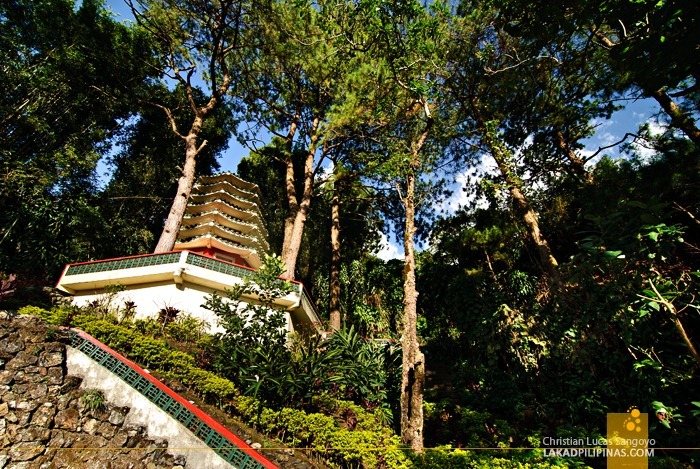 Baguio Bell Church Hill Temple