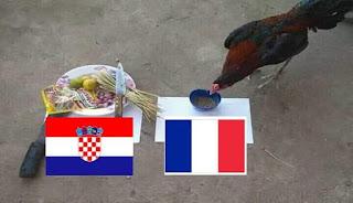 Prediksi Binatang Final Kroasia Vs Perancis