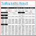 Thai Lotto Result Live Today For 16-01-2019