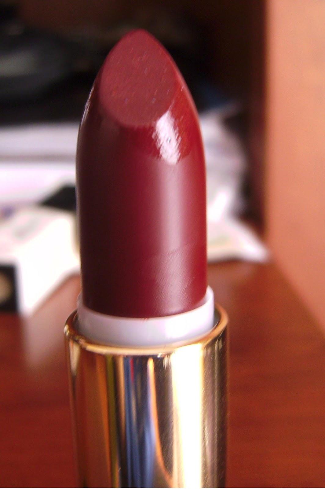 Darkbluekitty Beauty Golden Rose Lipstick 123