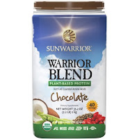 Sunwarrior Warrior Blend Chocolate Review