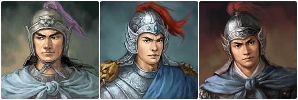 ภาพบุนเอ๋งจากเกมสามก๊ก Romance of the Three Kingdoms