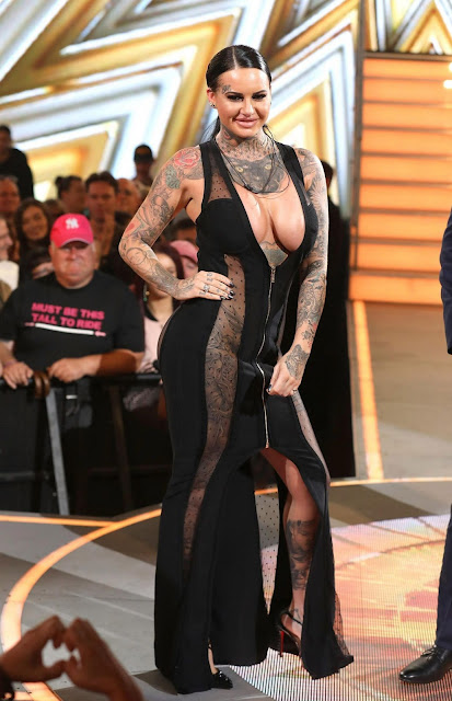 Jemma Lucy – Celebrity Big Brother Final in Hertfordshire