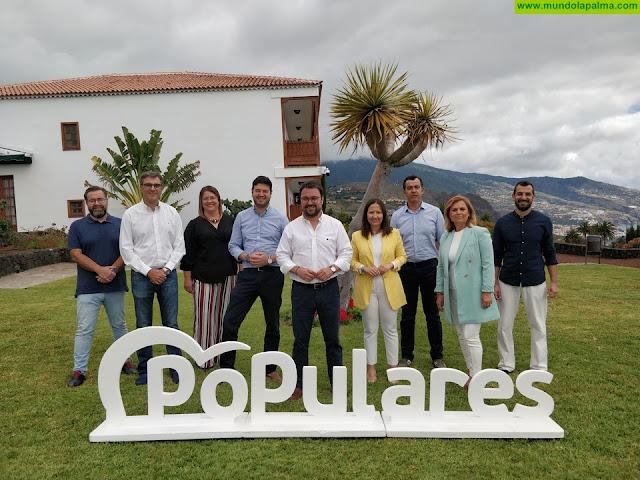 """Antona: """"El Partido Popular es el cambio que necesita Canarias"""""""