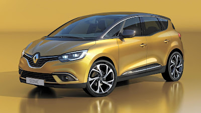 2017 Renault Grand Scenic MPV side image