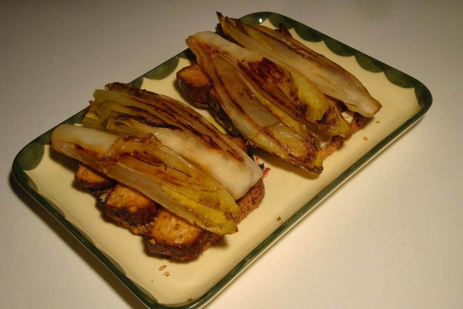 chicorée auflauf vegetarisch